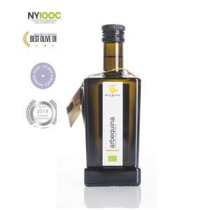Aceite de Oliva Virgen Extra Ecológico Arbequina